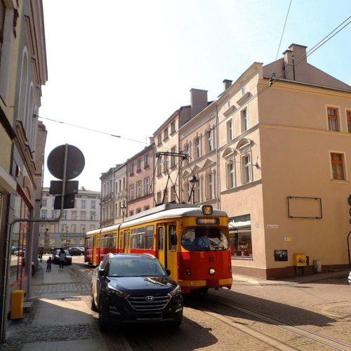Tramwaj w Grudziądzu, fot. Mateusz Gdynia, za: Wikimedia Commons